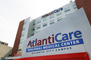 Healthcare Photo 5 AtlaticCare signage 2009