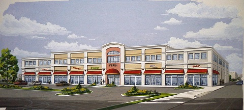 Corporate Photo 3 Corporate Design Ferry Office 05, 14,200 SF Office & 22,700 SF Retail w 85 cars on 1.7 Acres sm
