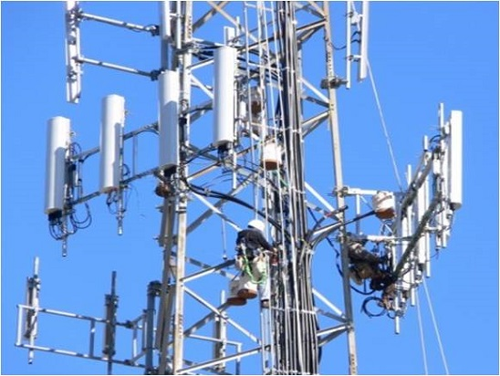Manufacturing Communications Photo 2-C3 Manufacturing 2000 Omnipoint (voicestream & Quickpage ) cell towers & counterssm