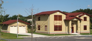 Parish Rectory at Assumption Parish Campus